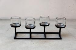 Quadruplicate holder